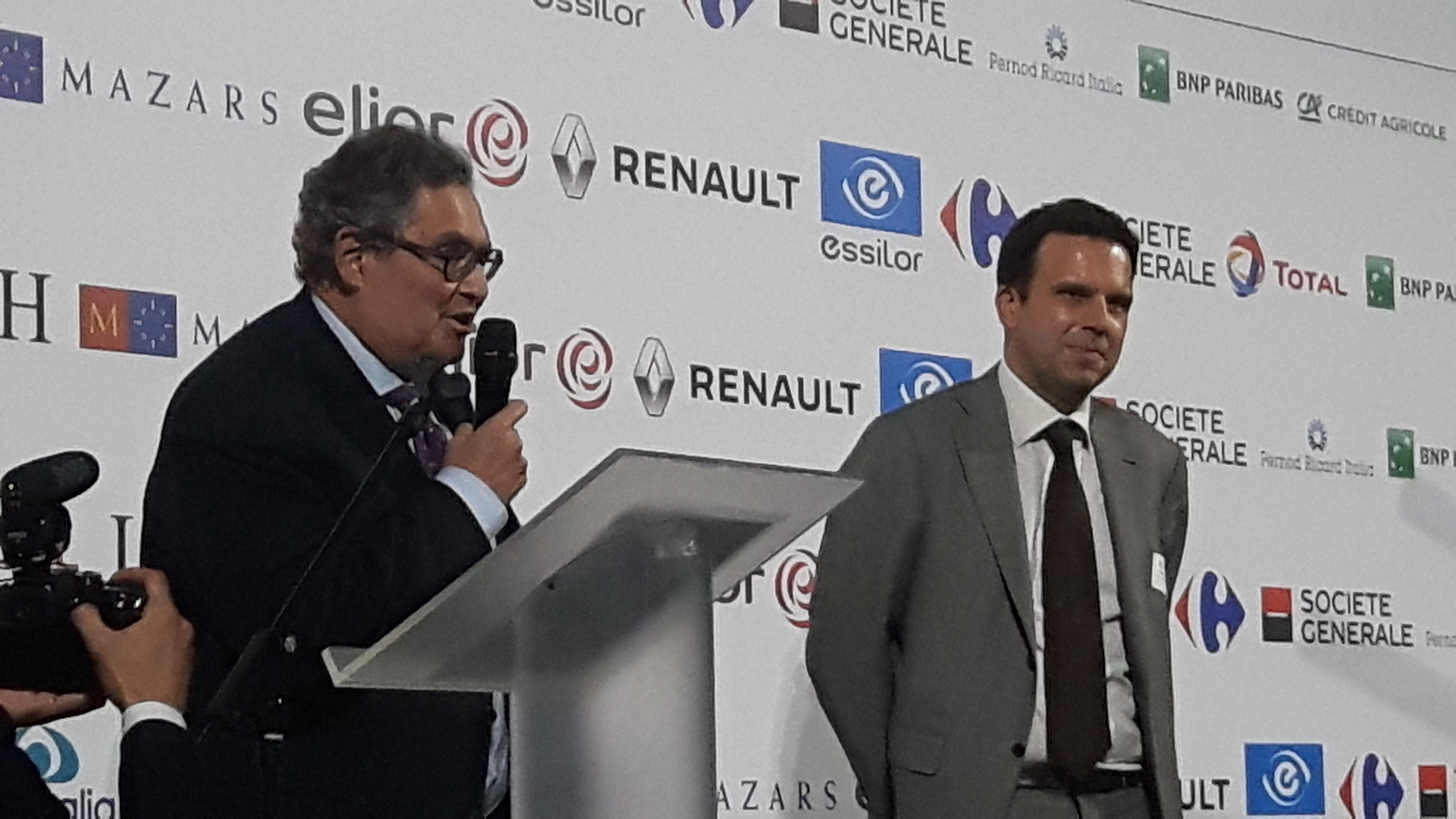 Gala Annuel De La Cci France Italie La France En Italie