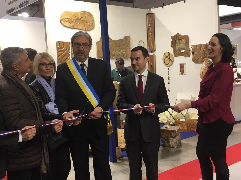 Visite milan d 39 une d l gation des bouches du rh ne la for Chambre de commerce italienne en france