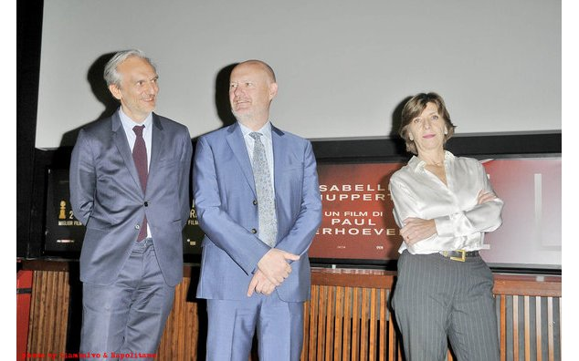 Christophe Musitelli, Jean-Paul Salomé, Catherine Colonna